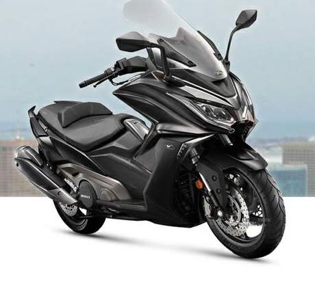 KYMCO Kymco AK 550 technical specifications